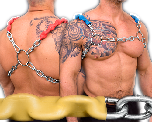 Chain and Chain Sleeve Harnesses